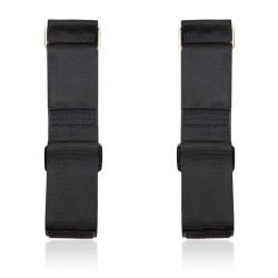 Fixierungset Nylonfesseln für Arm und Beine - Kombination - FAB1