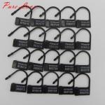 Einwegschlösser schwarz Set 20 Stück verschiedene Nummern - ESB1