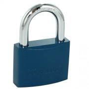 CUFF LOCK - CLOKBLUE Vorhängeschloss Padlock für Handschellen-Schlüssel blau - LAGERWARE