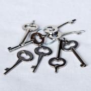 KEL-MET - Ersatzschlüssel Handschellen-Schlüssel - LAGERWARE