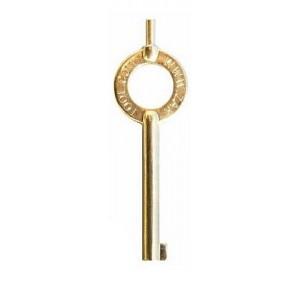 ZAK Tool - ZT50 Handschellen Schlüssel Ersatzschlüssel vergoldet Gold - LAGERWARE